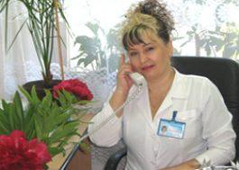 Главная медицинская сестра