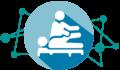 - пояснично-крестцовые радикулиты с умеренным стойким болевым синдромом и мышечно-тоническим синдромом; - плекситы; - туннельные невропатии; - острые невриты лицевого нерва; - хронические заболевание ЛОР-органов; - лица, страдающие частыми простудными инфекциями. - хроническая обструктивная болезнь легких - бронхиальная астма, межприступный период - сосотояние после перенесенной пневмонии в течение 6 месяцев после заболевания - заболевания органов малого таза, вне обострения, при наличии рекомендации врача-гинеколога, врача-уролога