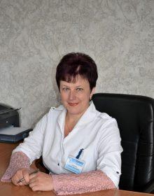 Секретарь первичной организации профсоюза УЗ «ВОДЦ»