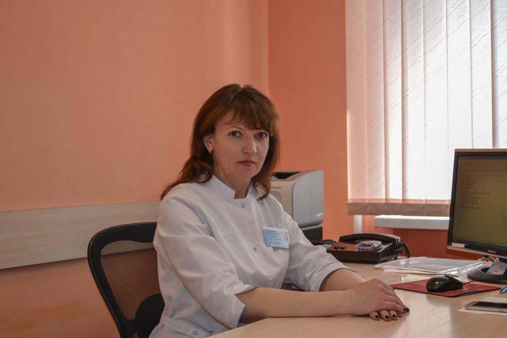 Врач - ревматолог  первой категории