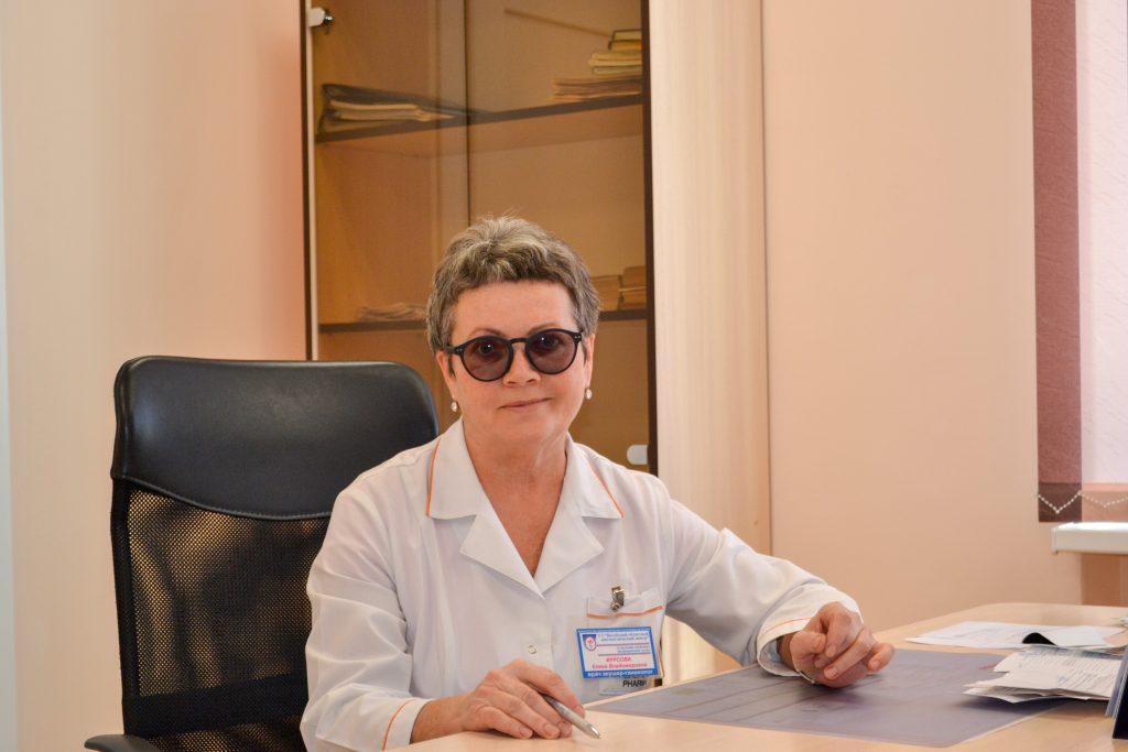Врач акушер-гинеколог  первой категории