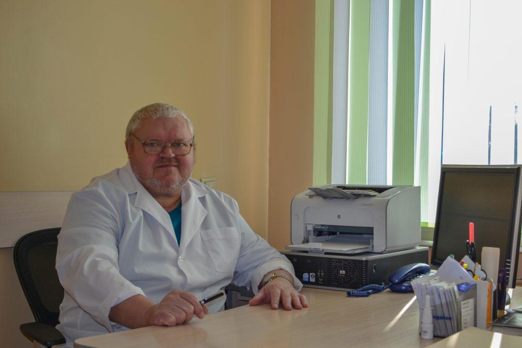 Врач онколог-хирург  первой категории