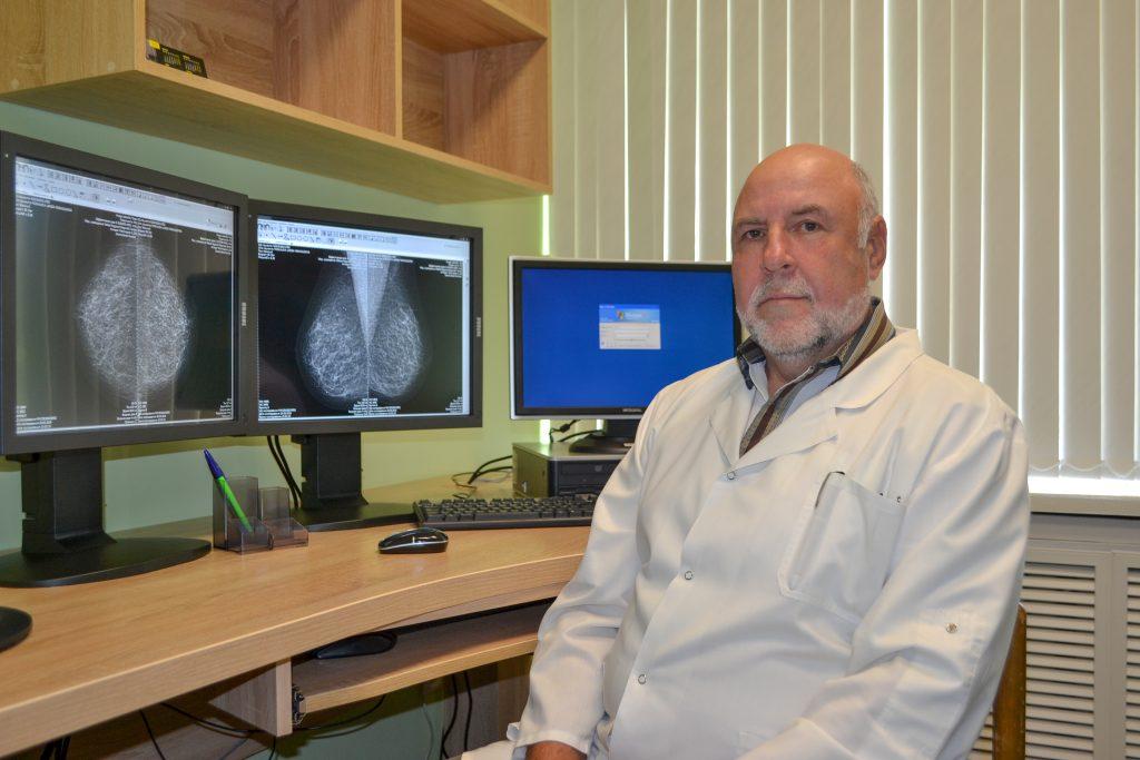 Врач - рентгенолог  высшей категории