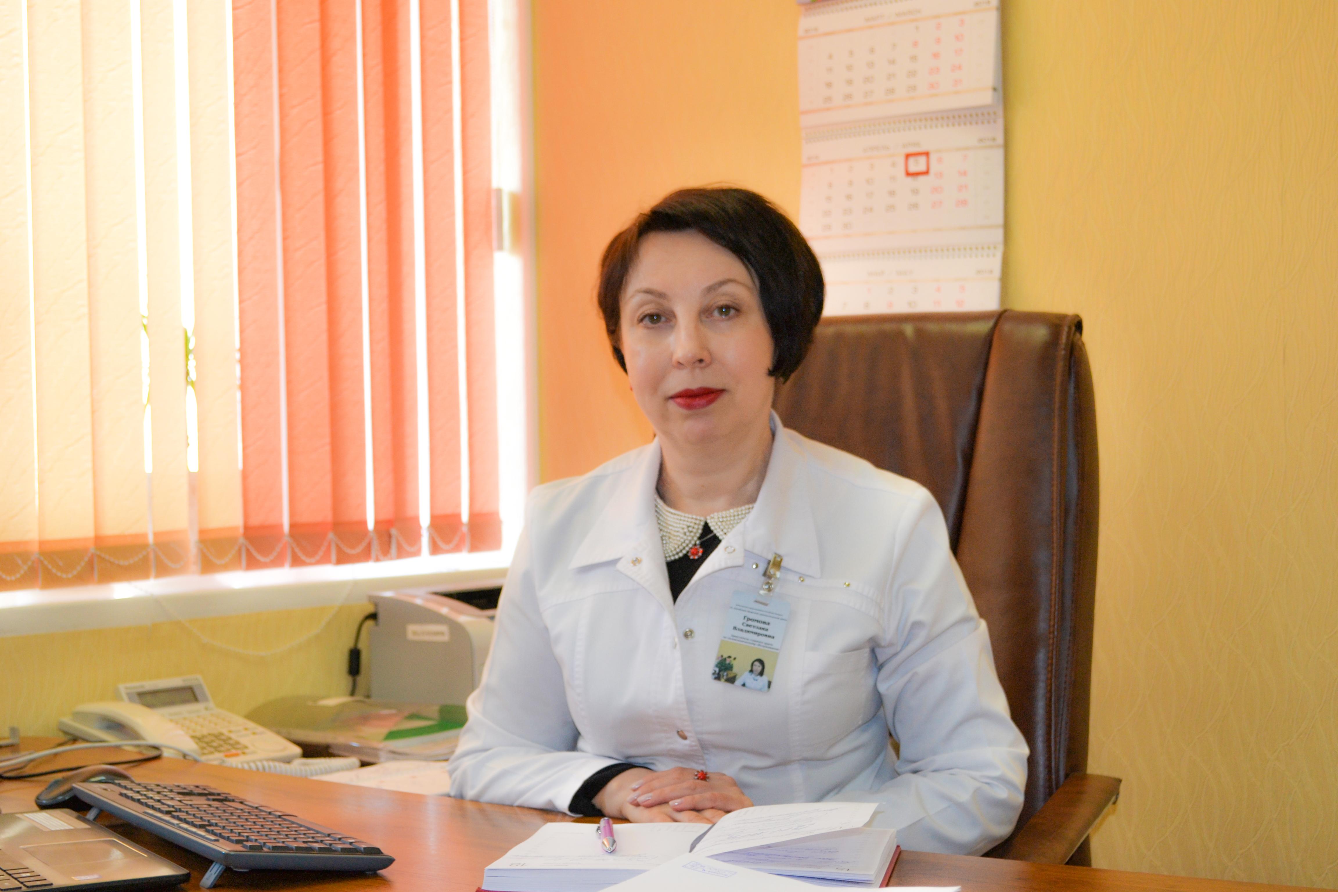 Главный врач  каб.201 тел.:42-55-55
